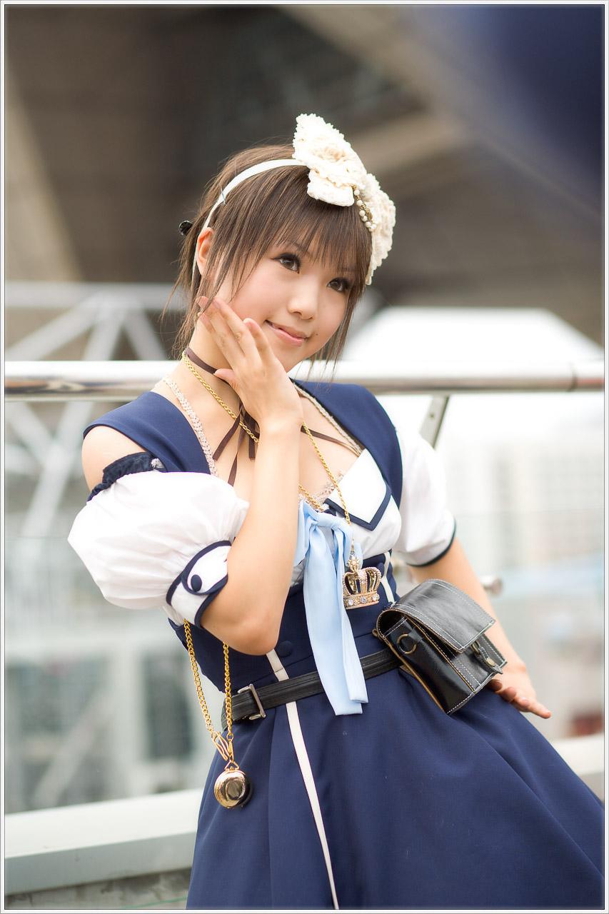 夏コミ72 コスプレ広場2日目の写真です☆_b0073141_18301999.jpg