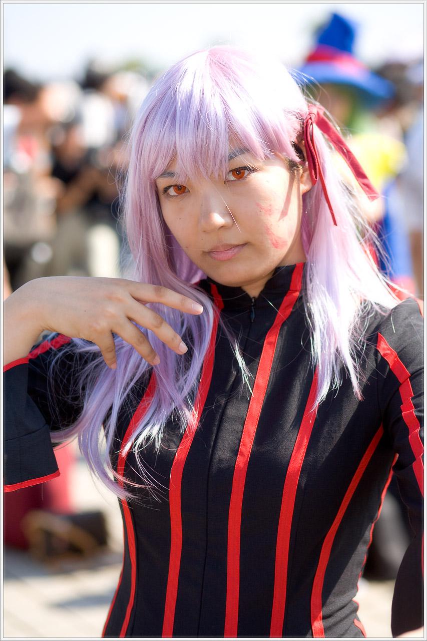 コミケ72 3日目のコスプレイヤーさんの画像アップ☆_b0073141_20114276.jpg
