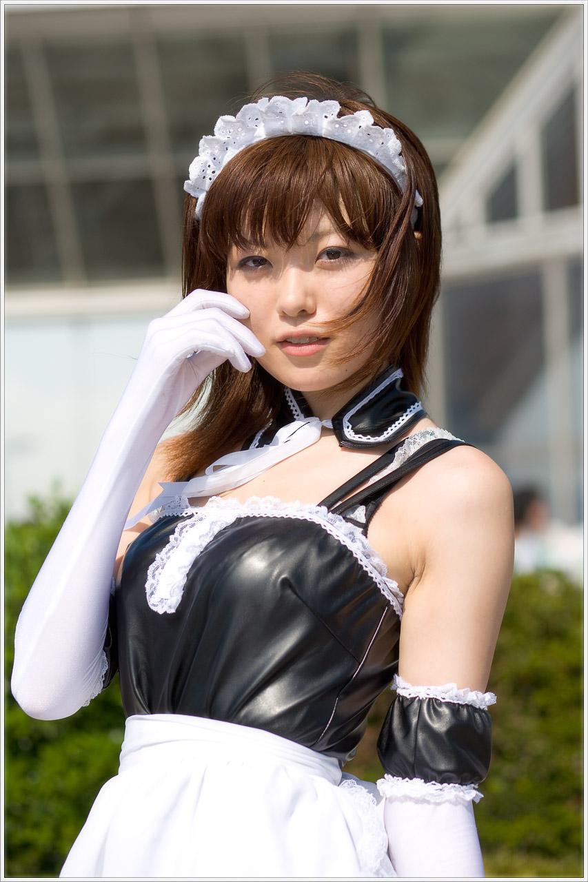 コミケ72 3日目のコスプレイヤーさんの画像アップ☆_b0073141_2072786.jpg