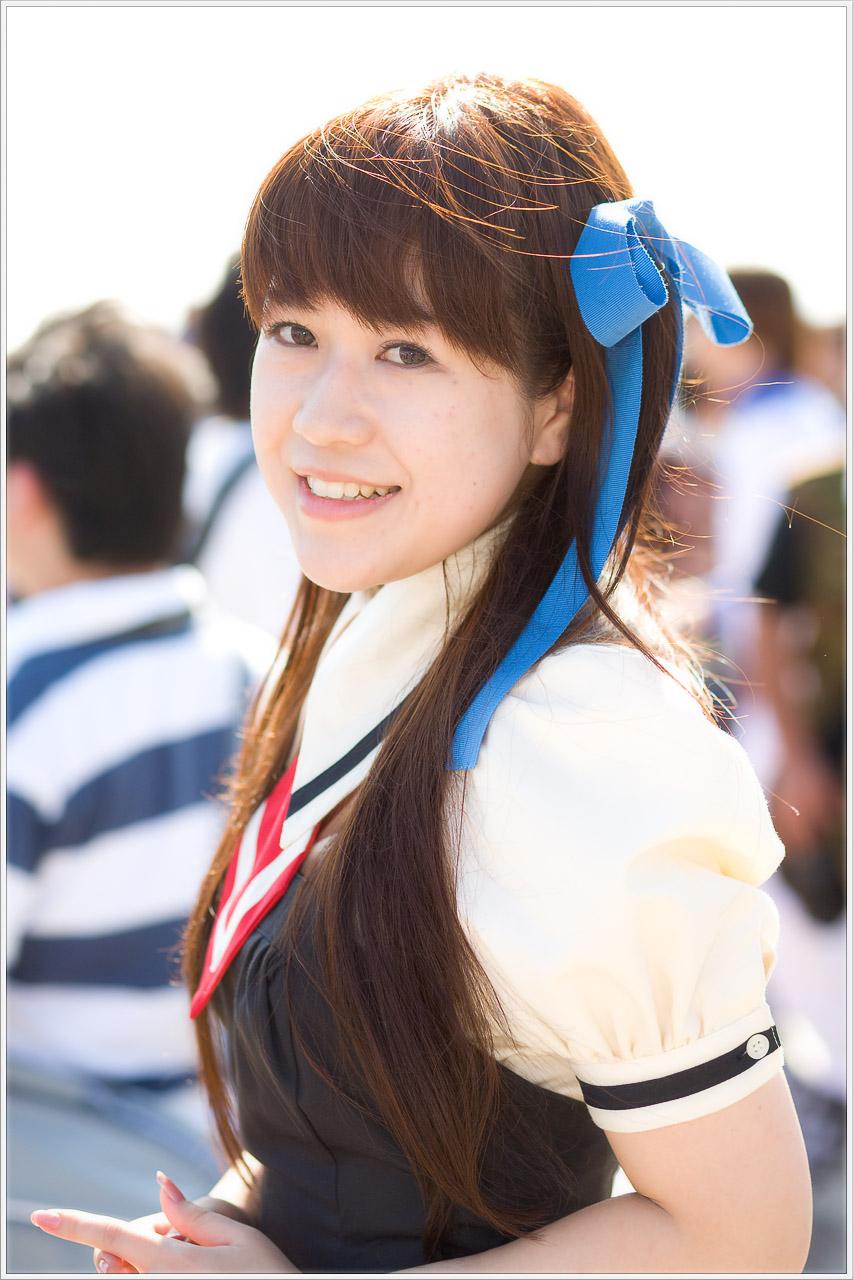 コミケ72 3日目のコスプレイヤーさんの画像アップ☆_b0073141_2084597.jpg