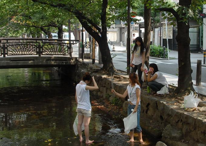 第33回高瀬川夏祭りスナップ_a0064449_0432835.jpg