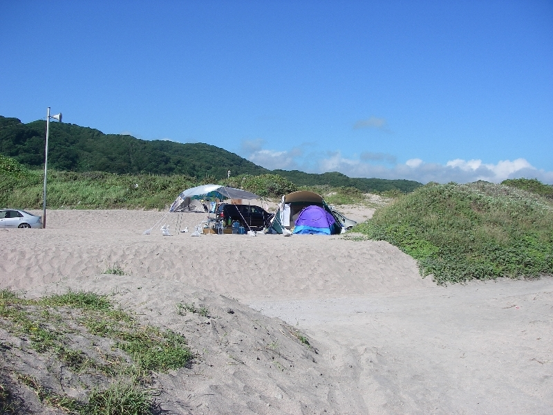夏休みキャンプ'07 その2_a0074069_2355811.jpg