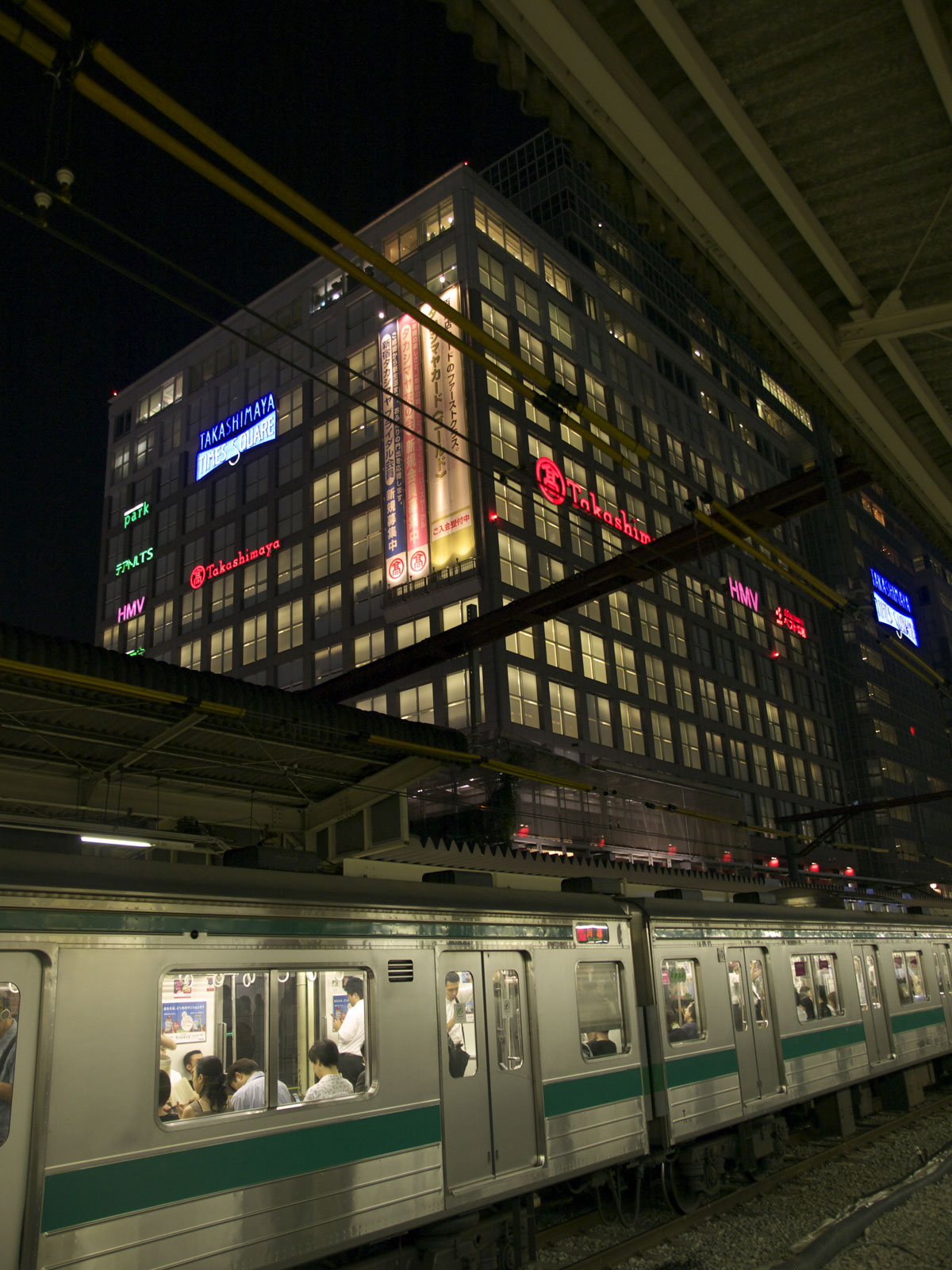 新宿駅 22時_f0121181_1554723.jpg