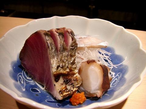 恵比寿 「魚豆根菜 やまもと」 でやさしい和食_a0039199_135057.jpg