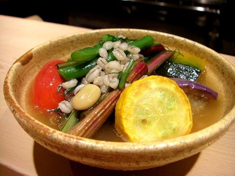 恵比寿 「魚豆根菜 やまもと」 でやさしい和食_a0039199_13515034.jpg