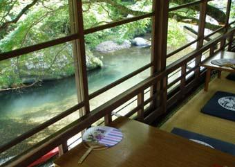 京都・川床料理_a0099744_13593436.jpg