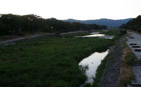 京都・大文字_a0099744_1418403.jpg