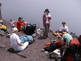 第49次日ス隊富士山訓練_e0064783_1242693.jpg