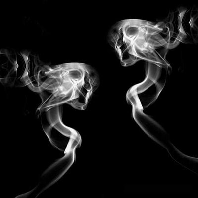 ★スモーク アート~美しき煙の世界 ♪⌒ヽ(*゚O゚)ノ スゴイッ!_a0028694_5292756.jpg