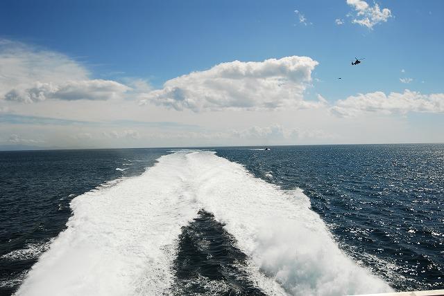 「ナッチャンRera号」世界最速最大のフェリーデビュー_f0050534_16303562.jpg