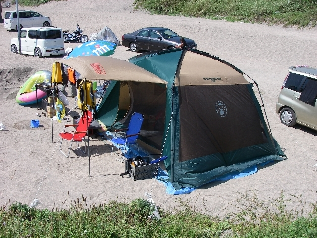 夏休みキャンプ'07 その3_a0074069_23514764.jpg