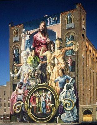 ★都会のアート~ビルに描かれた巨大絵の世界!!(◎_◎;) _a0028694_16163892.jpg