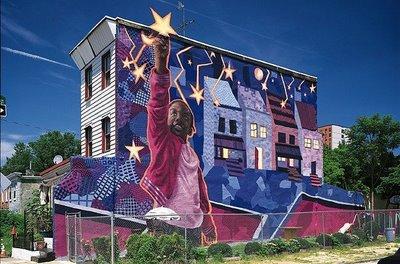 ★都会のアート~ビルに描かれた巨大絵の世界!!(◎_◎;) _a0028694_16195964.jpg