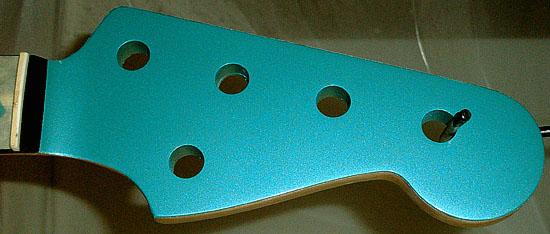 横倉くんOrderの「Active 5弦Bass」の着色完了〜!_e0053731_2140774.jpg
