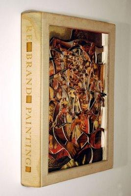 ★古書のアート~リサイクル・アートの傑作集(゚ロ゚;)ミテビックリ!_a0028694_1175626.jpg