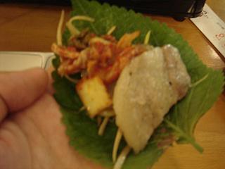 葛冷麺・韓国家庭料理 ハンヤン_c0025217_11481084.jpg