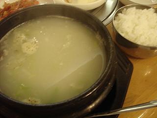 葛冷麺・韓国家庭料理 ハンヤン_c0025217_11531245.jpg