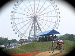 2007東日本BMX選手権大会inひたちvol3年齢別クラス予選の画像垂れ流しその1_b0065730_22501014.jpg