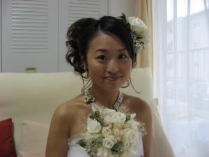 手作り大好きな花嫁さん_c0043737_18535562.jpg