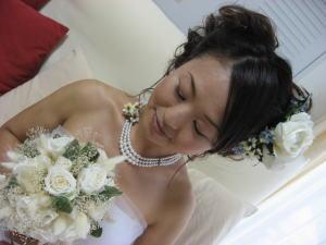 手作り大好きな花嫁さん_c0043737_18554839.jpg