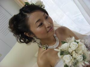 手作り大好きな花嫁さん_c0043737_18574383.jpg