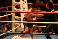 「Kick Return」  60キロ Tournament開幕戦_b0036361_23315857.jpg