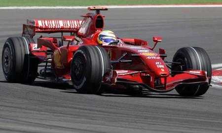 2007 F1トルコGP決勝フェラーリのマッサが今季3勝目_b0068605_1925663.jpg