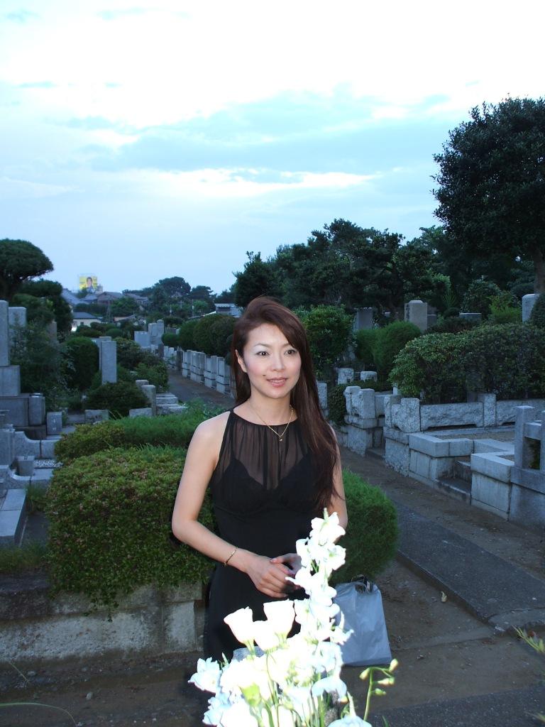 三木露風の母、碧川かたの墓参り_b0099226_9441096.jpg