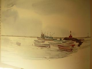 イタリアの美しい水彩画の本_c0102228_20512519.jpg