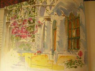 イタリアの美しい水彩画の本_c0102228_2051475.jpg