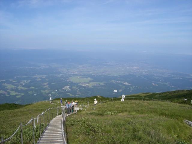 大山登頂 単独_d0007657_9331436.jpg
