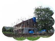信濃山荘 新築工事_f0117498_13102096.jpg