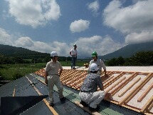 信濃山荘 新築工事_f0117498_13125857.jpg