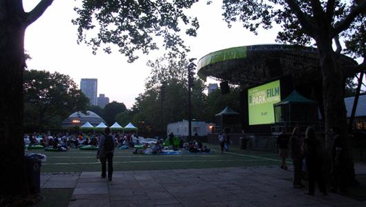 セントラルパークでセントラルパークが出てくる映画を楽しむ_b0007805_23141616.jpg