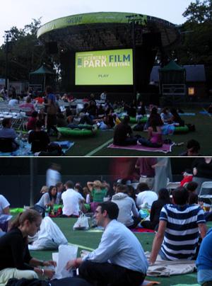 セントラルパークでセントラルパークが出てくる映画を楽しむ_b0007805_23142889.jpg