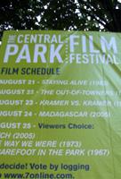 セントラルパークでセントラルパークが出てくる映画を楽しむ_b0007805_23143989.jpg