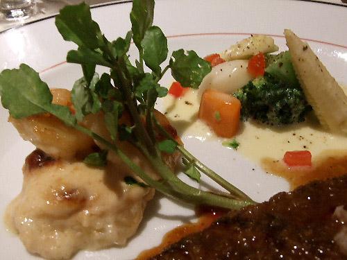 「大崎 Ohara\'s(おはらス)Restaurantのランチ」_a0000029_1331746.jpg