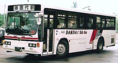 磐梯東都バス いすゞU-LV324L +アイケー_e0030537_1105880.jpg