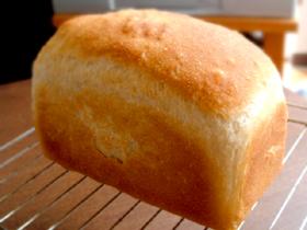 はちみつ食パン(油脂なし)_c0110869_17552242.jpg