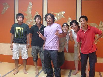 第10回海外研修会「やまと」結団式_b0092684_1814211.jpg