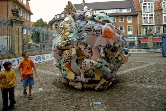 ミュンスター彫刻プロジェクト ...