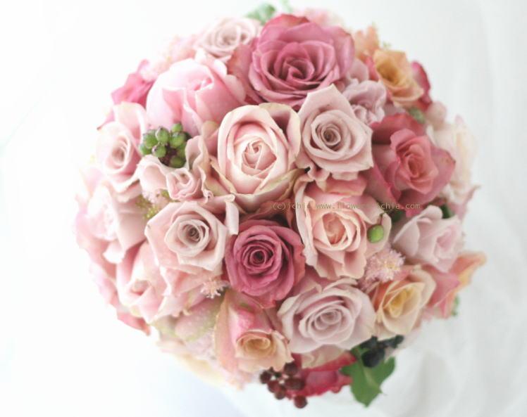 新郎新婦様からのメール 青山ダイヤモンドホールの新婦様_a0042928_0303312.jpg
