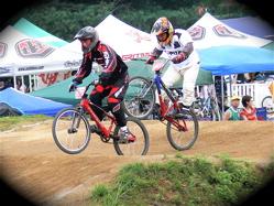 2007東日本BMX選手権大会inひたちvol8 クルーザー13〜40オーバークラス決勝の画像垂れ流し_b0065730_18403714.jpg