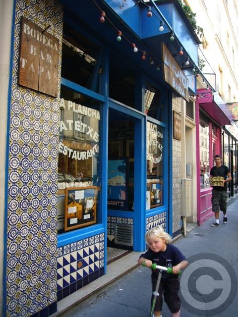■パリのバスク_a0016148_49344.jpg