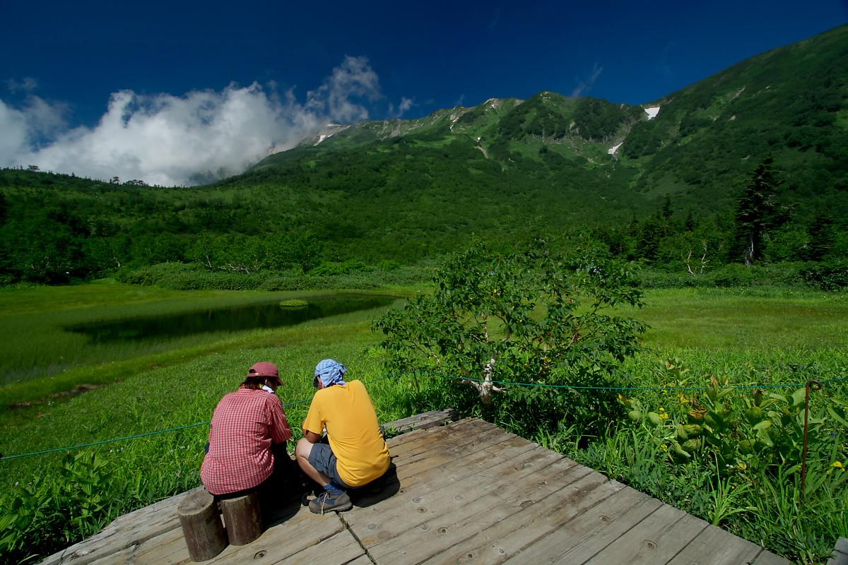 栂池自然園 <盆休み> 2_f0021869_22542067.jpg