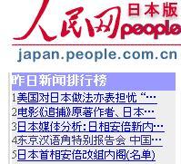 漢語角特別報告会の記事 人民網日本版ランクイン4位に入賞_d0027795_1111236.jpg