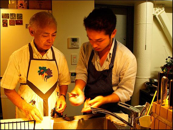 第六回クチーナジャンニの料理教室_a0031363_20232995.jpg