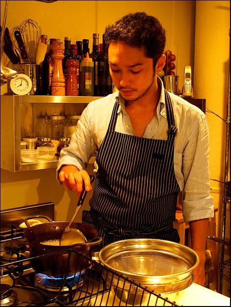 第六回クチーナジャンニの料理教室_a0031363_20253443.jpg