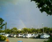 ラルクの虹と遭遇_b0120043_6575251.jpg