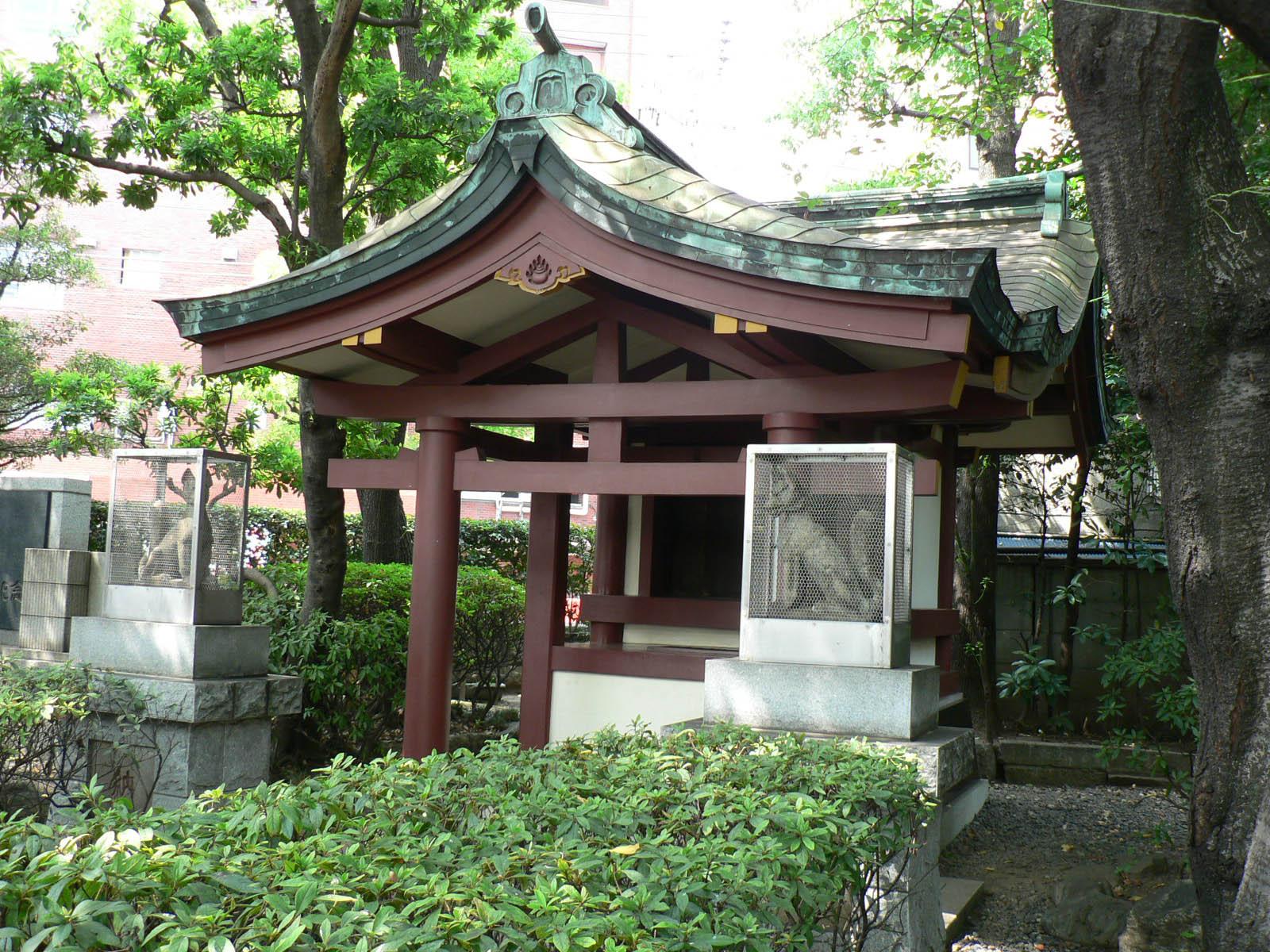 蒲田八幡神社_e0123189_23351250.jpg
